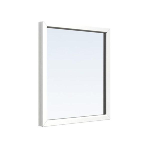 PVC-fönster Fast
